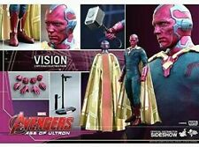 Hot Toys Mms296 Avengers 2 Age of Ultron Vision 1/6 Figure