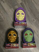 Mega Construx Masters of the Universe Skeletor Skull Fisto Trap Jaw He Head Lot
