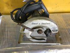 Black & Decker Professional Circular Saw 3034