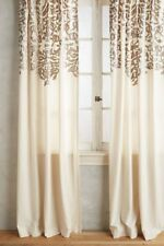 Anthropologie Vining Velvet Curtain-50 x 108