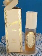 Rare Vintage SUSCEPTIBLE Spray Essence Cologne JOHN ROBERT POWERS 1 1/2 fl oz