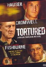NEW DVD -  TORTURED - Cole Hauser, James Cromwell, Laurence Fishburne, Emmanuell
