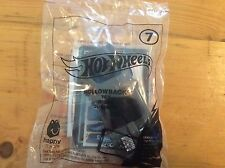 2017 McDonald's Happy Meal TOy #7 Hot Wheels Hollowback