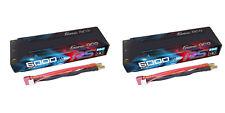 2X Gens ace 6000mAh 7.6V 100C 2S HV Lipo Battery traxxas ORION REEDY LOSI SLASH