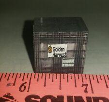 1/64 custom farm toy Pallet of golden harvest probox Seed box see description