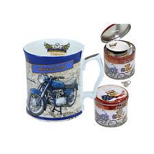 Historical Vehicles 1959 Junak M10 Motorcycle  mug in tin , 480 ml