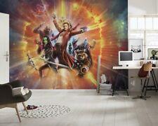Tapete 368x254cm Guardians Of The Galaxy Wandbild Riesenposter Marvel + Kleber