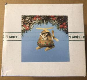 Charming Tails Silvestri Mackenzie's Whirlygig Ornament 87/300 NIB!!   (BOX C)
