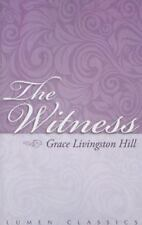 The Witness (Paperback or Softback)