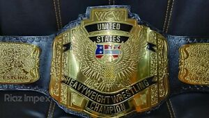 WCW United States US Championship ( Replica ) Belt Adult Size