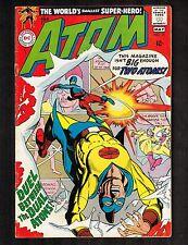 "Atom #36 ~ ""Duel Between the Dual Atoms"" / GA Atom ~ 1968 (5.0) WH"