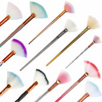 Fan Brush Make Up Second Glance Professional - Choose Your Type Face Contour