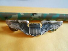 United States Air Force Pilot Wings  Badge by GI (KREW)  (T3)