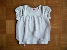 @ KIDOKI @ dulce camiseta blanco con Insertos de gasa Talla 122/128 Edad 7 - 8