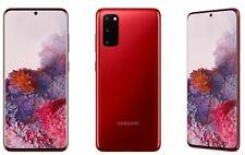 "Samsung Galaxy S20+ G986 5G 12GB/256GB Rojo 6.7"" Plus 64MP teléfono por FedEx"