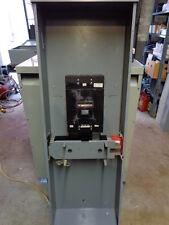 SQUARE D 800A RATED 1-PH. NEMA-1 EZ METERSTACK CAT# EZM-22800N SER. E1