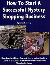 How To Start A Successful Mystery Shopping Business,Private Investigator,Career