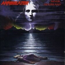 Annihilator-Never, Neverland  CD NEW