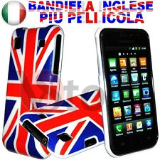 Cover Custodia Per Samsung Galaxy S i9001 Plus Bandiera Inghilterra