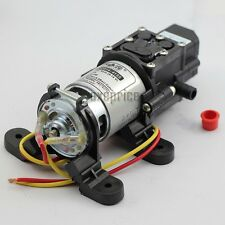 DC 12V 100PSI 4L/Min Diaphragm Water Self Priming Pump High Pressure Car BOAT