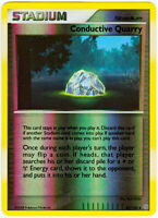 Conductive Quarry 82/100 Reverse Holo Uncommon Trainer Stormfromt NM+ w/Tracking