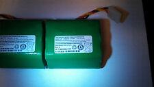 Neato Vacuum XV-Series - one set of 2 batteries 7.2V 3200mAh - used parts