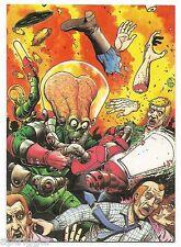 1994 Topps Mars Attacks Base Card (#97) New Visions