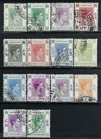 1938-52 > HONG KONG > King George VI > Used, Hinged, CV$35.6.
