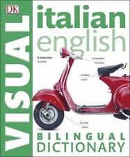 Italian English Bilingual Visual Dictionary (DK Visual Dictionaries)-ExLibrary