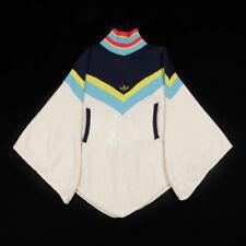 ADIDAS Originals Carlo Gruber Woolen Poncho | Size 10 | Jumper Pullover Ski