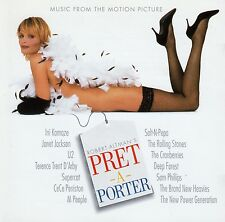 PRET-A-PORTER - MUSIC FROM THE MOTION PICTURE / CD