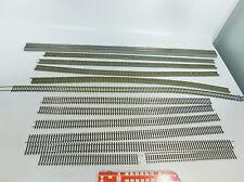 AV505-3# 13x Roco/Fleischmann/Piko H0/DC Gleis: 42510+6106+55209 etc, 2. Wahl
