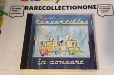 The Fantastic Convertibles in concert Cd Signed