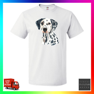 Dalmation TShirt T-Shirt Tee Dog Doge Pup Puppy Pupper Breeder Walker Cute Art