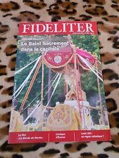 Revue - FIDELITER n° 202, 2011