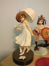Yui Hirasawa SQ Figure White Dress K-On! Japanese Anime Manga Authentic /9097