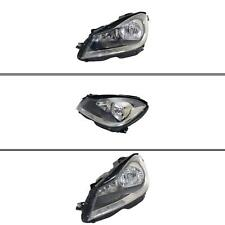 New MB2502186C CAPA Driver Side Headlight for Mercedes-Benz C63 AMG 2012-2015