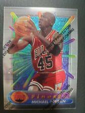 Michael Jordan MJ 1994-95 Topps Finest #331 With Peel NBA Basketball Card NMM