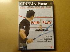 DVD / FAIR PLAY ( BENOIT MAGIMEL, MARION COTILLARD... )