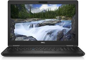 "Dell Latitude 5590 laptop 15.6"" FHD Screen, 8th Gen i5-8250U, 256GB SSD 8GB RAM"