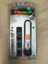 TruGlo Carbon XS Stabilizer Mathews Lost Camo with Sling TG845L