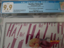 CGC 9.9 #7 OF 10 HARDLEE THINN METAL EDITION AMAZING FANTASY 15 HOMEAGE UP 9.8