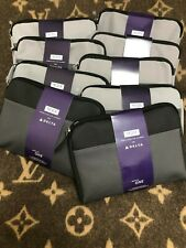 Lot Of 9 Delta Airlines Tumi Business Class/Delta One Travel Toiletry Kits *New*