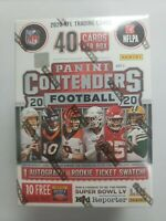 2020 Panini Contenders Football NFL Blaster Box Brand New Sealed Trading Cards