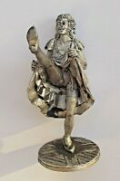 1/32 Can-can Dancer Cabaret Girl Erotic Woman Miniature Tin Metal Figure 60 mm