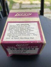 Lufkin Dial Indicator J2 B5 025 1