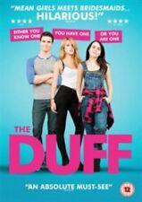 The Duff DVD 2015 Region 2 Discs 1 Comedy Gift UK SELLER