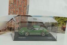 Porsche 911 991 II GT3 Touring Werk 1 Zuffenhausen 1:43 Minichamps Dealer