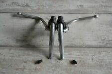 Vintage Weinmann Small/Youth Drop Bar Safety Brake Levers Pair 22-24mm