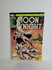 Moon Knight #6 CGC Marvel Comics 1981 Bill Sienkiewicz VF/NM